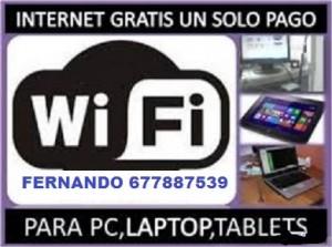 WIFFI GRATIS COMPLETOP